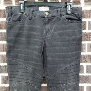 {Current/Elliott} Motorcycle Bell jeans.